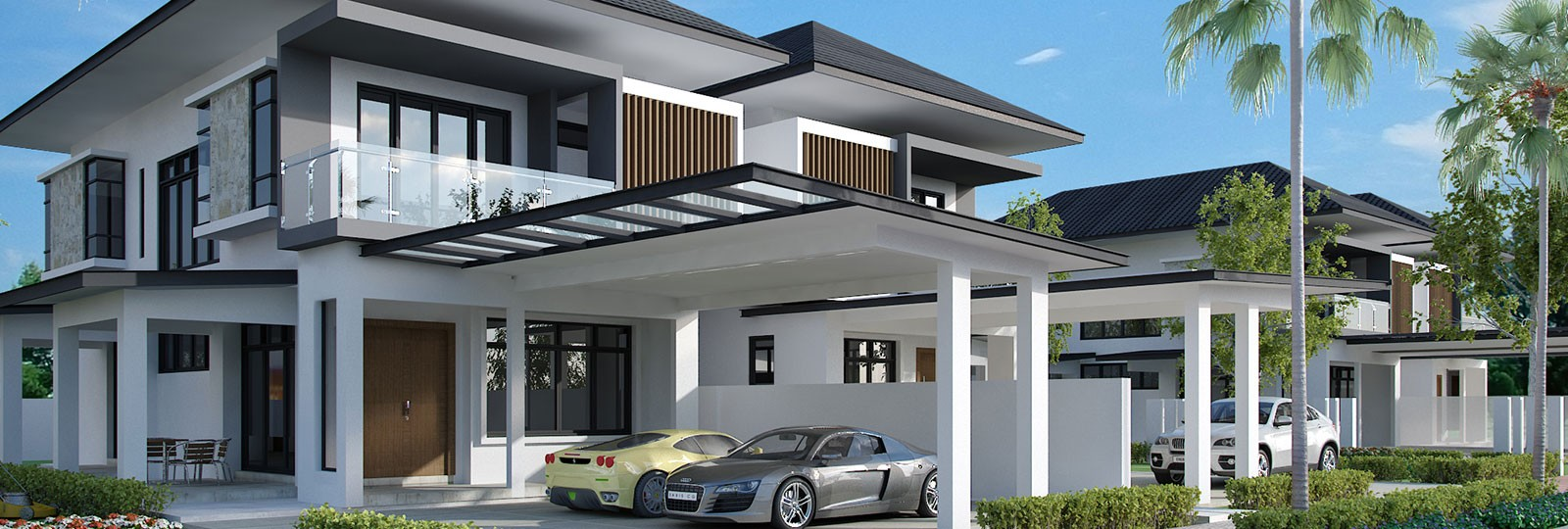 Rivervale Residences Type B <br />(2-storey Semi-Detached Homes)