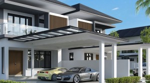 Rivervale Residences Type B (2-storey Semi-Detached Homes) SOLD OUT
