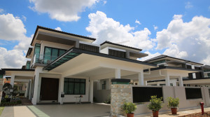 Rivervale Residences Type A (2-storey Semi-Detached Homes) SOLD OUT