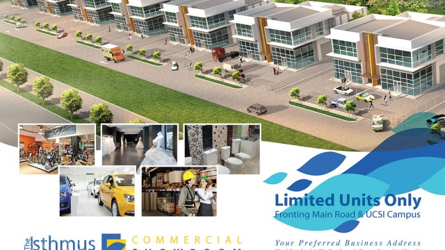 The Isthmus Commercial Showroom