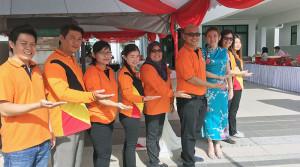 Positive response for CMS Property Development's CNY Open House