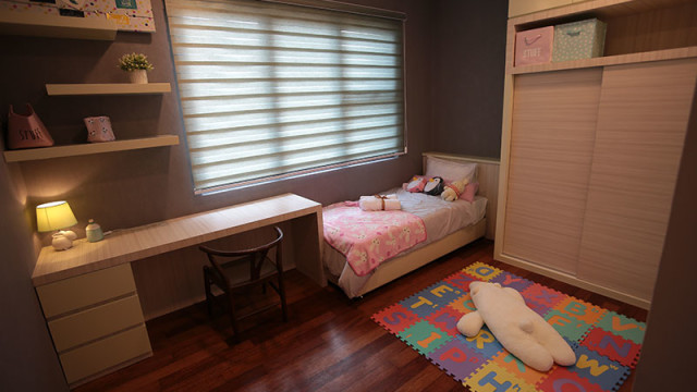 Rivervale Condo Type A: Kids room