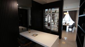 Rivervale Condo Type B: Study room