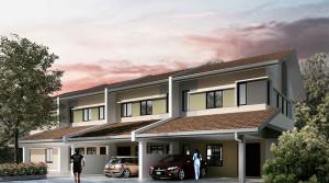 Alam Impian 9A Double Storey Terrace (DST)