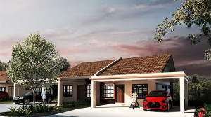 Alam Impian 9A Single Storey Semi Detached (SSSD)
