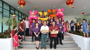 CMS Property Development Ushers in Lunar New Year with Open House Extravaganza