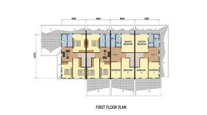 Alam-Impian-Double-Storey-Terrace-First-Floor-Plan