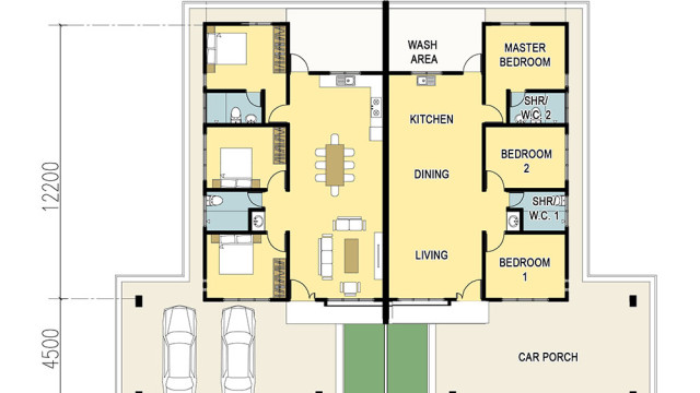 Alam-Impian-SSSD-Type-A-Floor-Plan