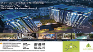 CMS Properties Sdn Bhd Roadshow