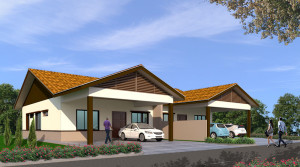 Alam Impian Phase 9B Single Storey Semi Detached (SSSD)