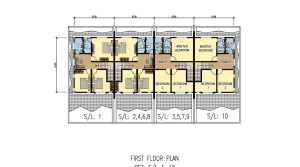 DST First floor Plan