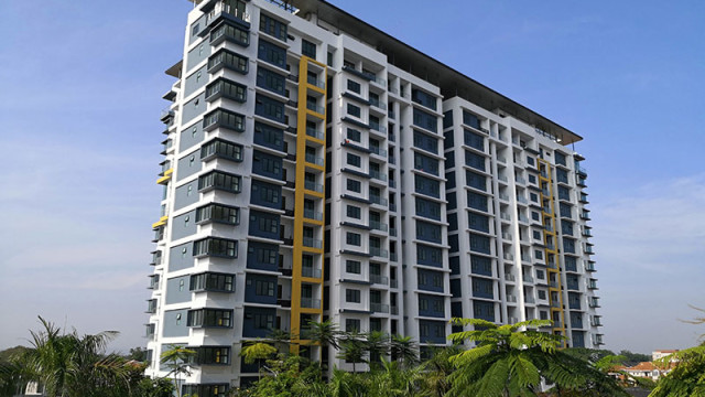 Rivervale Condominiums - Block A