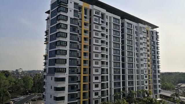 Rivervale Condominiums - Block B