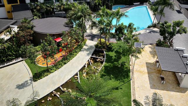 Rivervale Condominiums - Landscape
