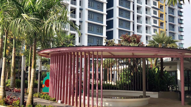 Rivervale Condominiums - Poolside