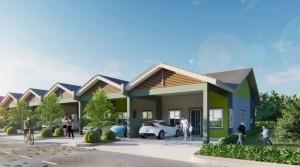 Alam Impian Phase 9E Single Storey Terraced (SST)